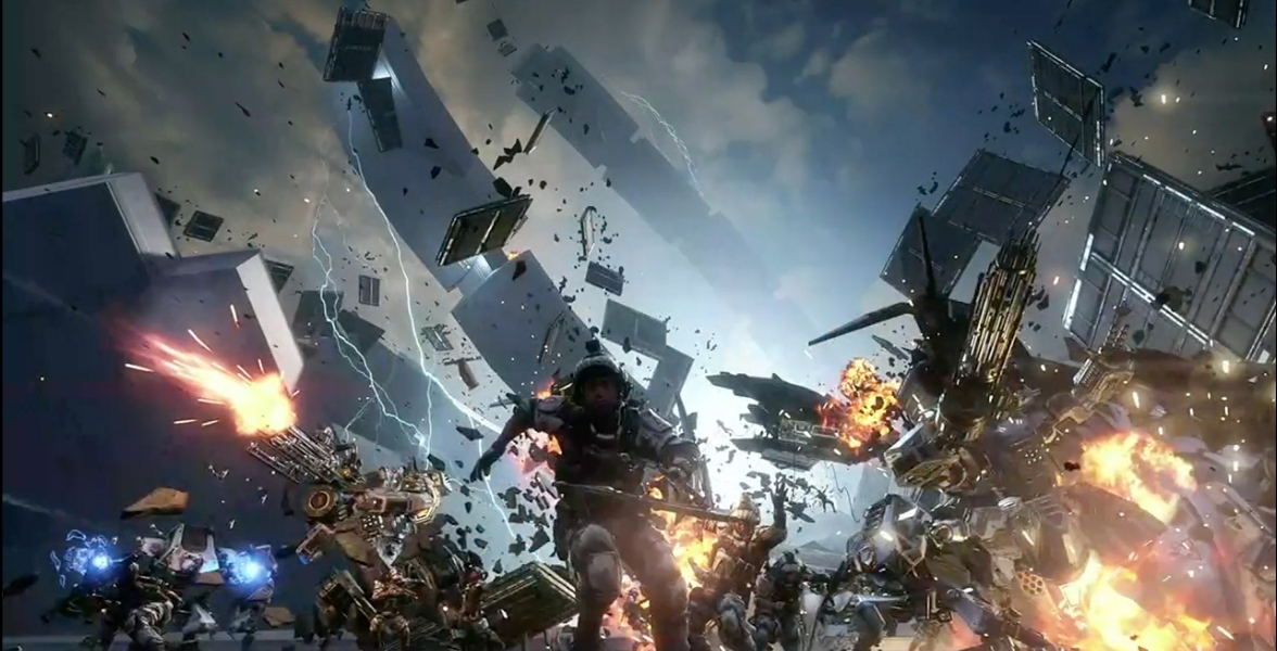 Titanfall 2 Single Player E3 2016 01
