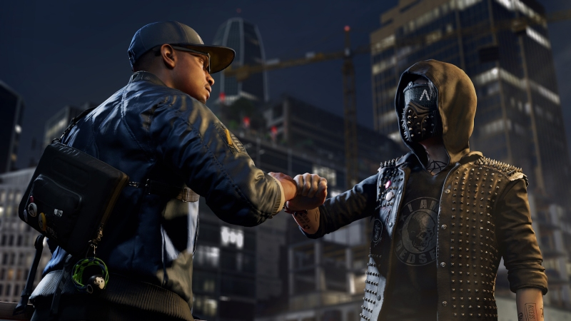 Watch Dogs 2: The Wrench