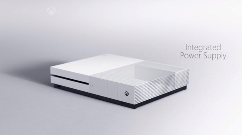Xbox One S E3 2016 01