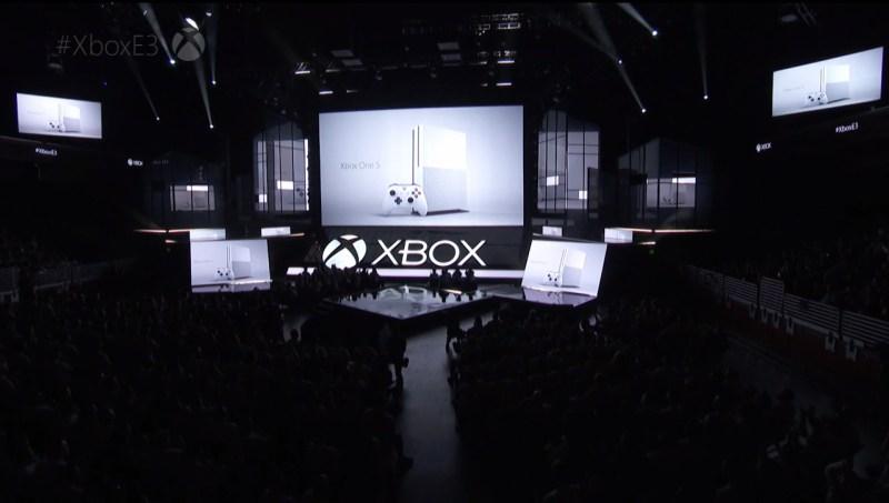 Xbox One S E3 2016 02