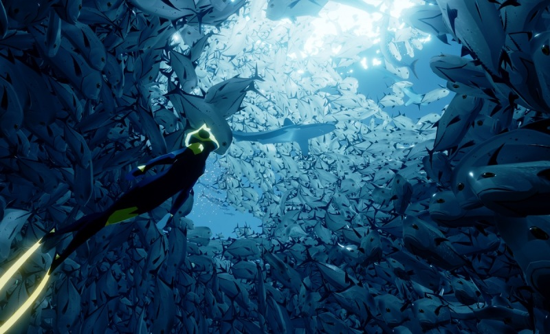 Explore the mysteries of the deep in Abzû.