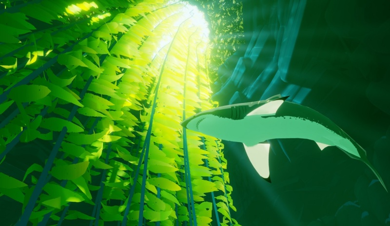 Look out for the shark in Abzû.