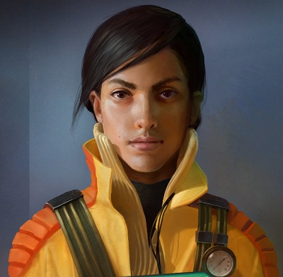 Amy is the protagonist of Tacoma.