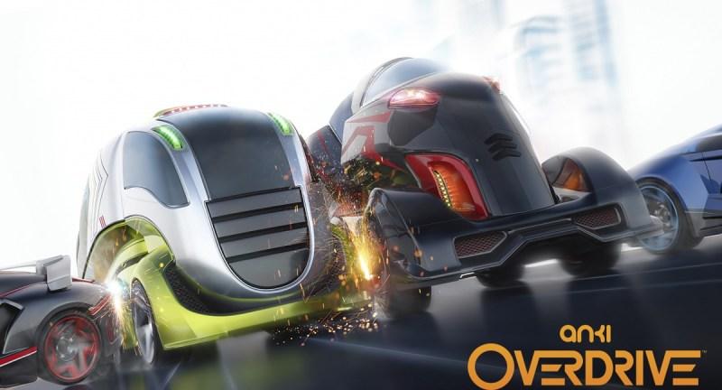Anki Overdrive Supertrucks