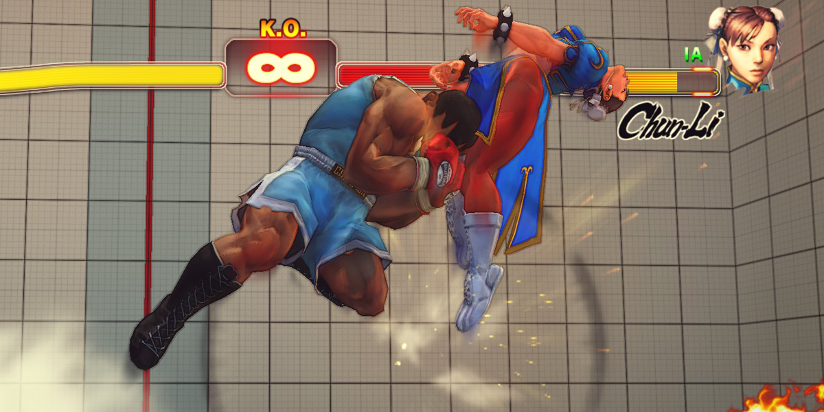 2818f3a7b Balrog's back: 5 minutes with Street Fighter V's boxer   VentureBeat
