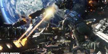Infinity Ward explains its dazzling ship assault demo for Call of Duty: Infinite Warfare