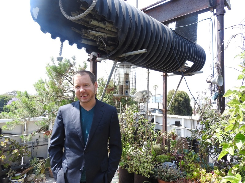 Cliff Bleszinski, CEO of Boss Key Productions, maker of Lawbreakers.