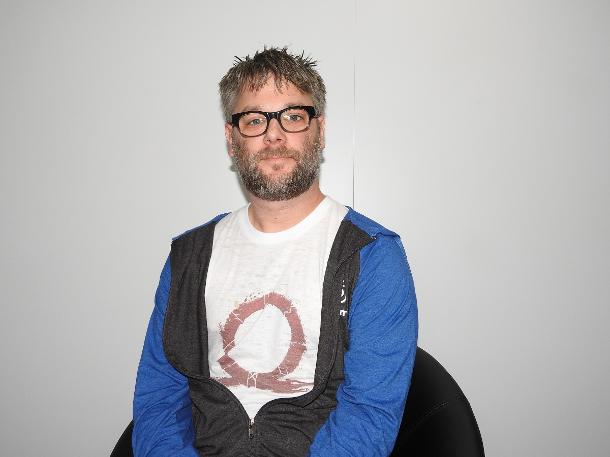 Cory Barlog is creative director at Sony Santa Monica Studio and the game director of God of War.