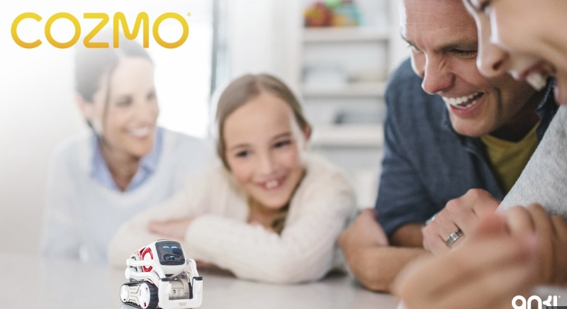 Cozmo is Anki's next A.I.-driven toy.