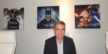 Warner Bros. is racing ahead with internal studios creating console and PC games