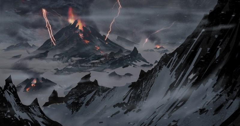 Dawn of War III concept art