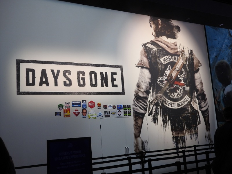 Days Gone scored a lot of awards at E3.