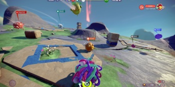 Ready At Dawn unveils zany De-formers arena combat game for GameStop's GameTrust label