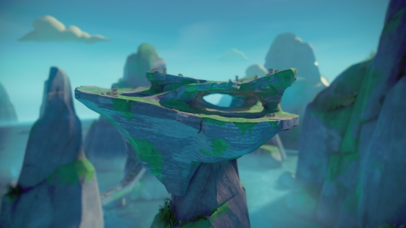 The De-Formers maps are stylized and look beautiful.