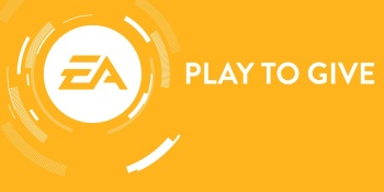 EA creates Play to Give charity campaign with $1 million donation