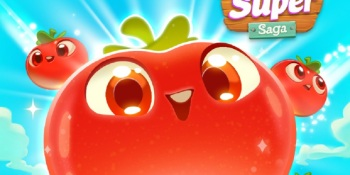 King's newest match-3 game is Farm Heroes Super Saga