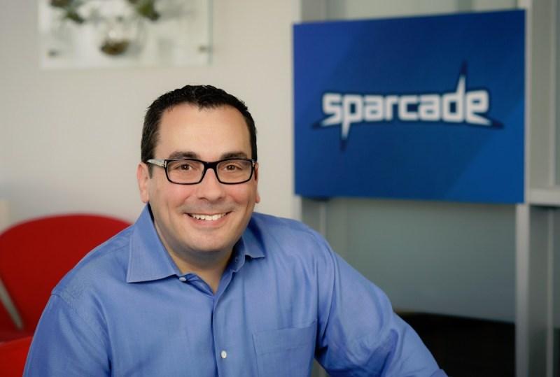 Greg Canessa is senior vice president of GSN's Sparcade app.