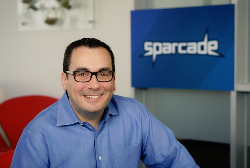 Greg Canessa is senior vice president of GSN's Sparcade app.