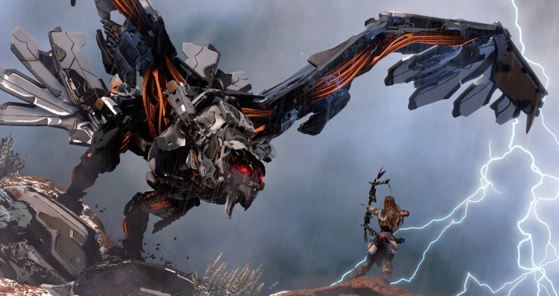 Aloy has guts in Horizon: Zero Dawn