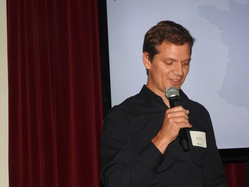 Xavier Poix, managing director of Ubisoft France