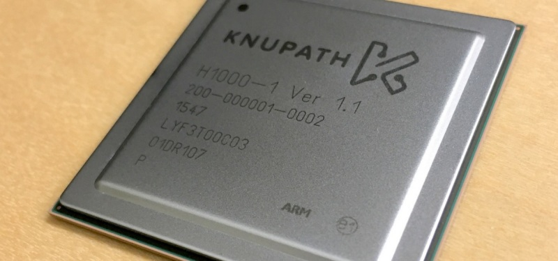 KnuEdge's first chip has 256 cores.