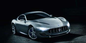 Tesla's next competitor could be Maserati