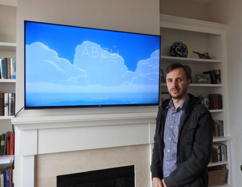 Matt Nava is cofounder of Giant Squid, creator of Abzu.