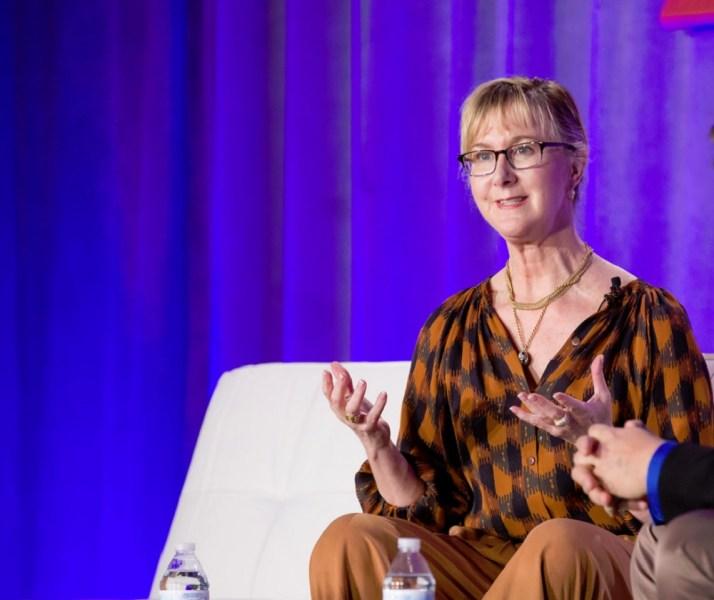 Megan Gaiser, CEO of Spiral Media and principal at Contagious Creativity.