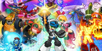 Mighty No. 9 is a bland, frustrating game that doesn't deserve to succeed Mega Man