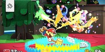 Nintendo insists that Paper Mario: Color Splash joke wasn't about Gamergate [update]