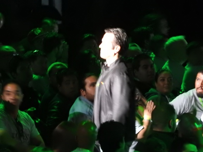 Phil Spencer opens E3 2016.