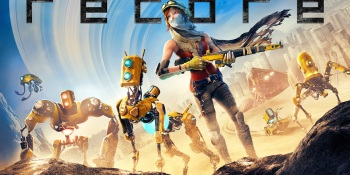 Watch this insanely tough dash and double-jump sequence in ReCore