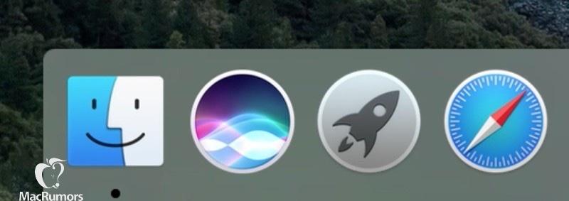 Screenshot of Siri for Mac via MacRumors.