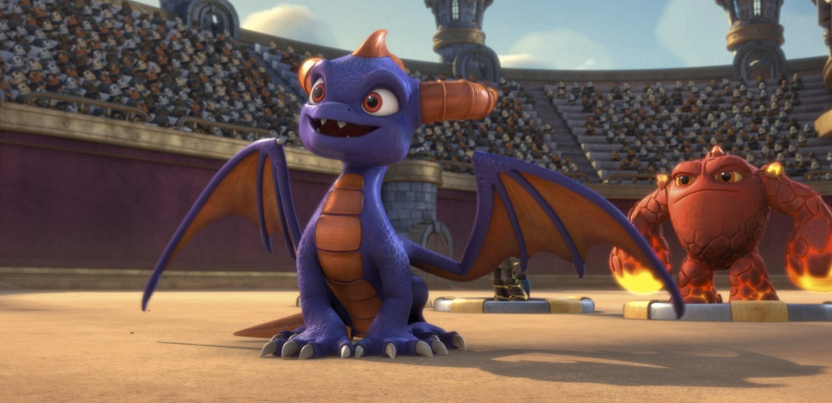 Skylanders Academ is a new show based on the game.