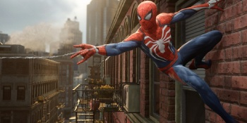 Insomniac's Spider-Man swings onto PlayStation 4 on September 7