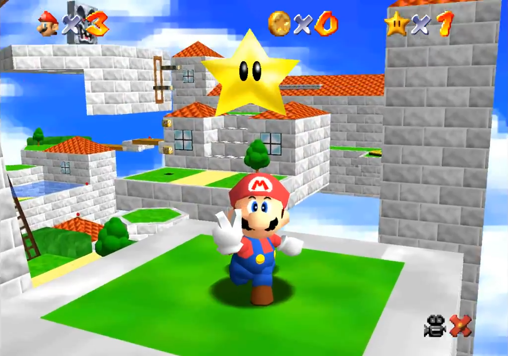 Super Mario 64 turns 20 and is still one of the greatest 3D games ever |  VentureBeat