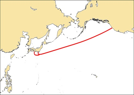 transpacific cable Google backed transpacific internet cable from Japan to Oregon begins service on June 30