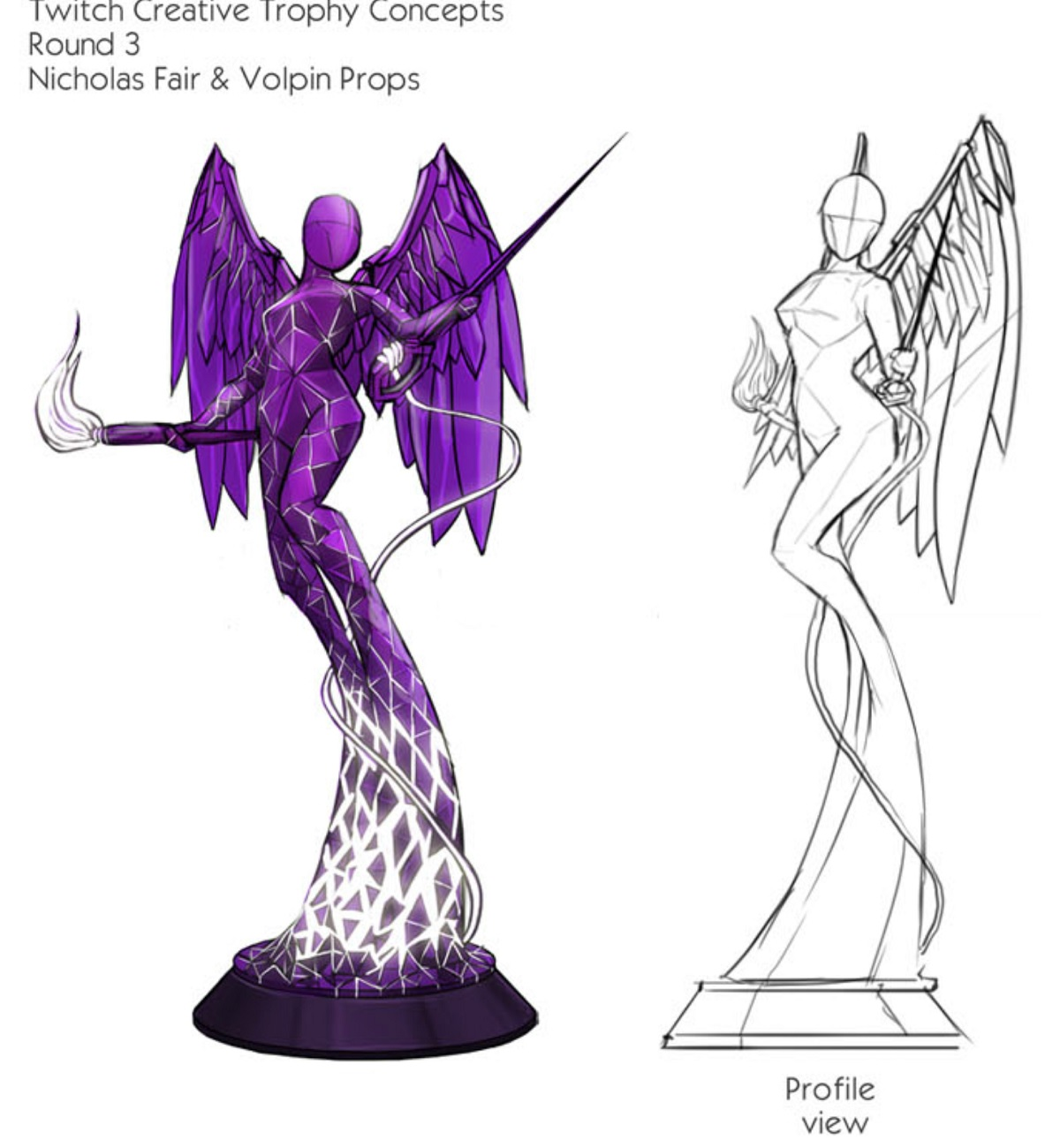 Twitch cosplay prize