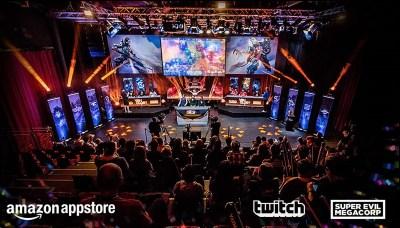 Vainglory crowns its first world champion | VentureBeat