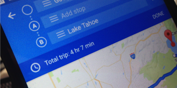 Google Maps now lets you plot multiple stops ahead of your trip
