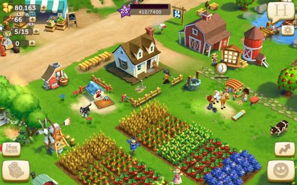 تحميل لعبة farm ville 2 مهكرة