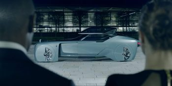 This is how Rolls-Royce believes luxury cars will evolve in the next century