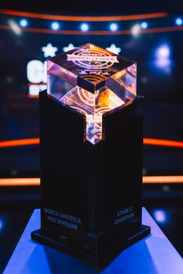 Call of Duty World League: Stage 2 trophy