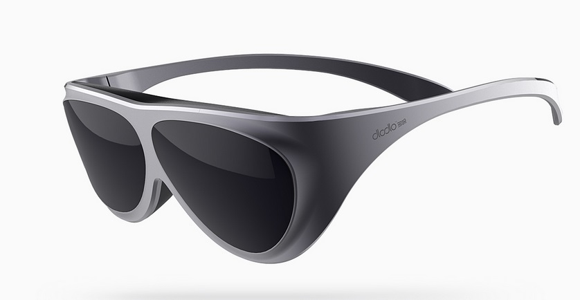Dlodlo's upcoming V1 virtual reality glasses