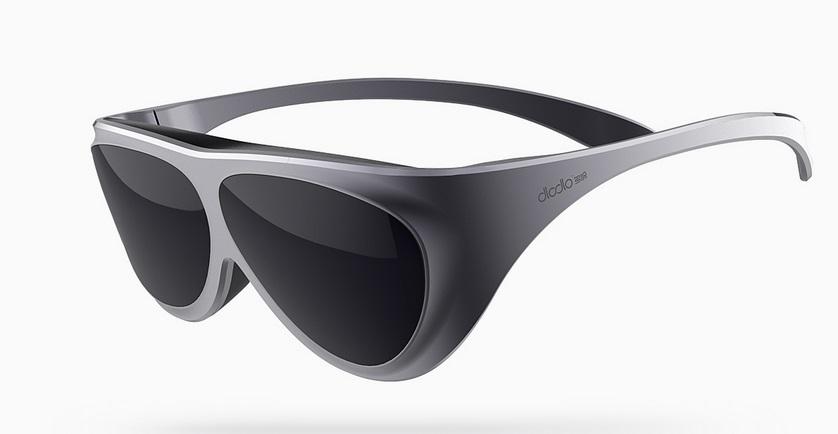 Dlodlo's upcoming V1 virtual reality glasses