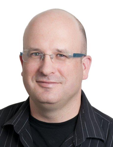 Guy Bendov, CEO of Sidekick VR.