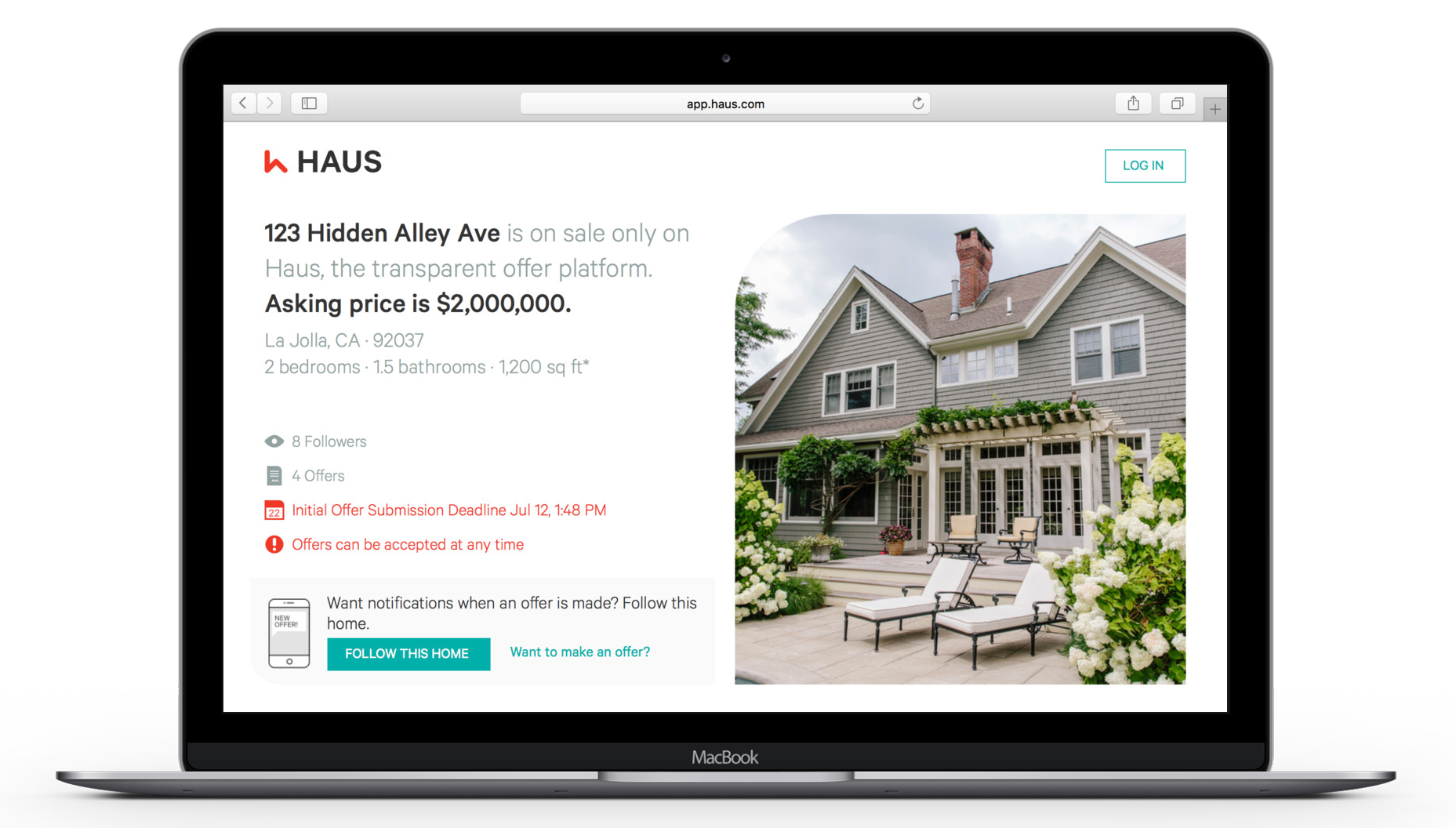 Expau0027s New Startup Haus Helps Make Home Buying And Selling More Transparent