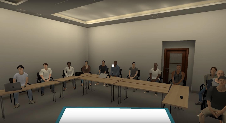 VR Rehearsal