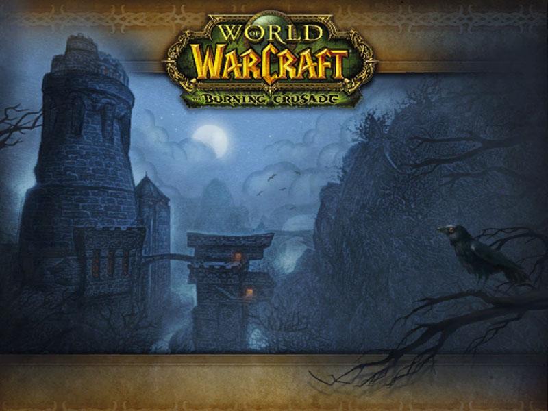 Karazhan from World of Warcraft.