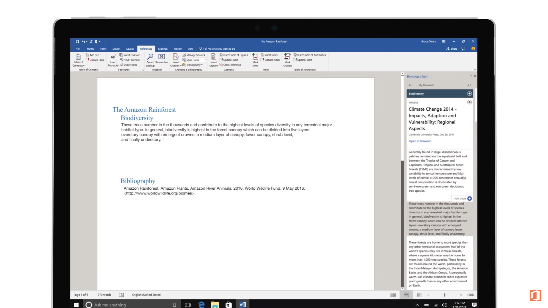 Microsoft launches Researcher and Editor in Word, Zoom in